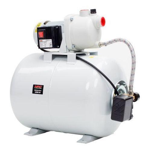 hydrofor 1200w zbiornik 50l 3600l/h bse120-50-k ?darmowa dostawa? marki Nac