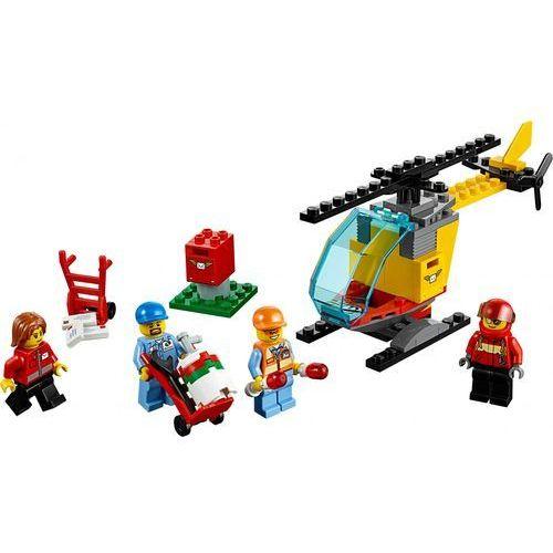 Lego CITY Lotnisko 60100. Najniższe ceny, najlepsze promocje w sklepach, opinie.