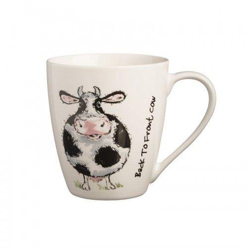 Price & kensington Pk- kubek 350ml, back to front cow mug (5010853232447)