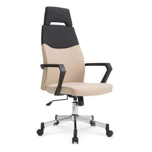 Fotel biurowy, obrotowy olaf beż napisz do nas a otrzymasz 50 zł rabatu!!! marki Halmar