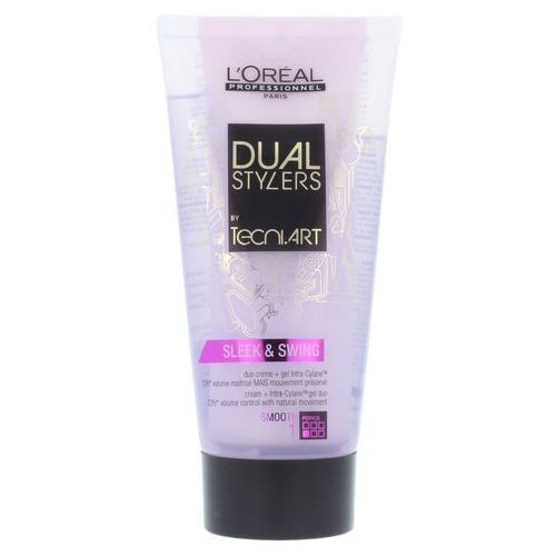 Loreal Dual Stylers Sleek and Swing, Żel wygładzający 150ml (3474630648418)