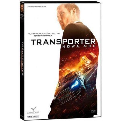 Transporter nowa moc - Camille Delamarre (5906190324528)