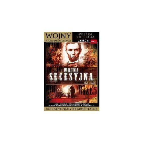 Wojna secesyjna (DVD) - Imperial CinePix. DARMOWA DOSTAWA DO KIOSKU RUCHU OD 24,99ZŁ (5903570144165)