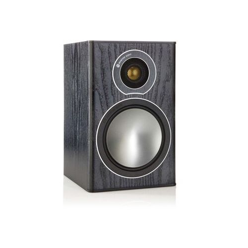 Monitor Audio Bronze 1 - Czarny - Czarny (5060028974030)