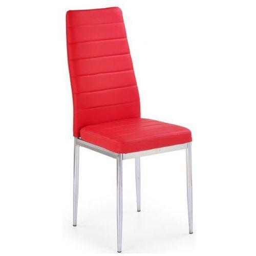 Tapicerowane krzesło Perks - czerwone, V-CH-K/70C-KR-NEW-CZERWONY