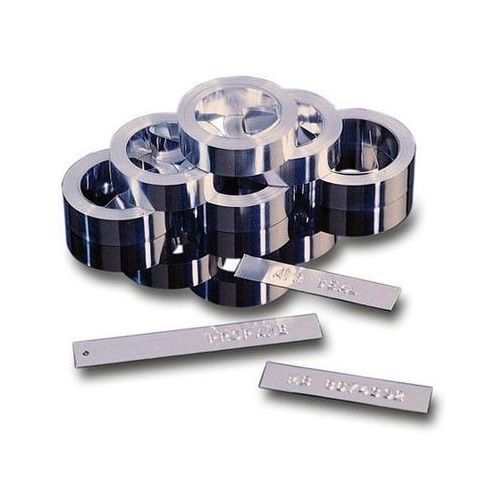 Dymo taśma do wytłaczarek aluminiowa samoprzylepna 35800, S0720180, S0720180 / 35800