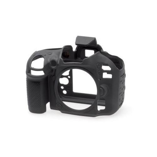 Easycover  osłona gumowa dla nikon d600/d610 czarna