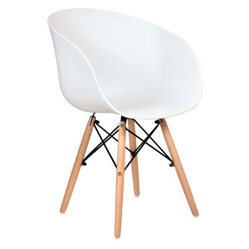 Krzesło merano białe marki Ehokery.pl