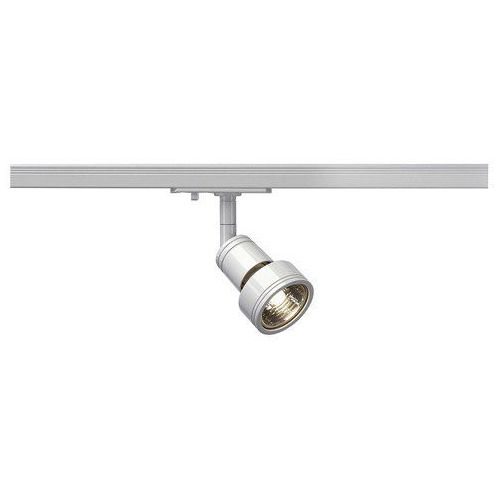 Reflektor do systemu szynowego puri z adapterem 1 fazowym gu10 50w biały 143391 marki Spotline
