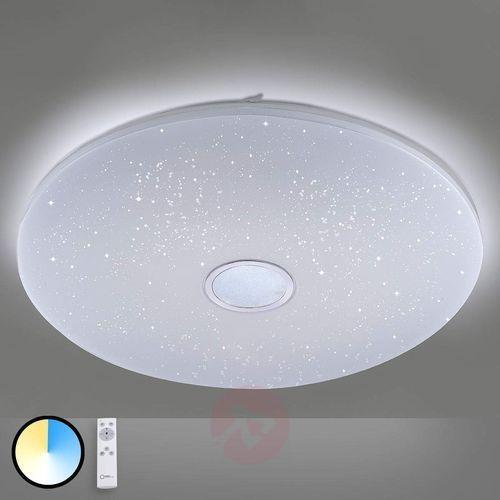Leuchten direkt jonas lampa sufitowa led biały, 1-punktowy - nowoczesny/purystyczny - obszar wewnętrzny - jonas - czas dostawy: od 6-10 dni roboczych
