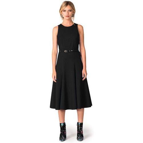 Closet London damska sukienka D3535 38 czarny (5052508409019)