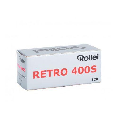 Rollei Film Retro 400S 120