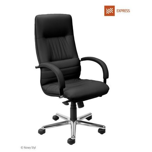 Fotel gabinetowy LINEA steel04 chrome Express, Promocja!