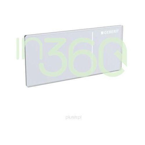 Geberit omega70 przycisk uruchamiający, zdalny, meblowy, biały 115.083.si.1