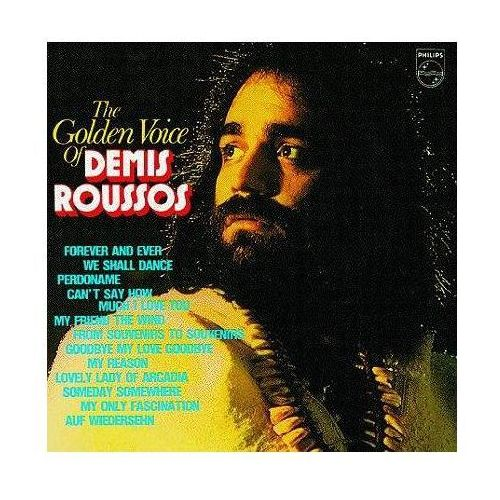THE GOLDEN VOICE OF - Demis Roussos (Płyta CD) (0042283076822)