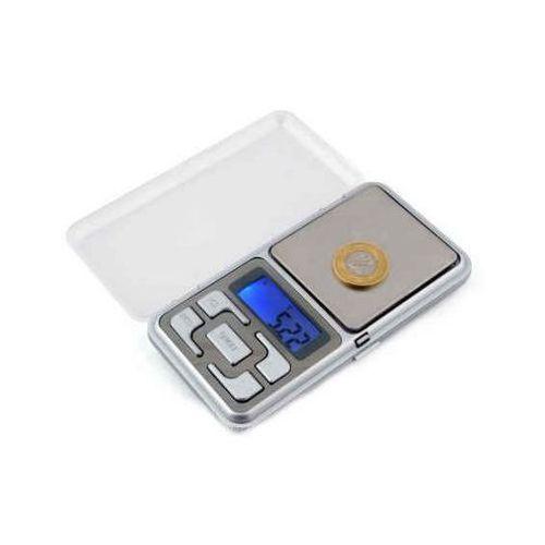Kieszonkowa (jubilerska) waga elektroniczna 500g./0,1g. z ekranem lcd + podświetlenie... marki Velleman