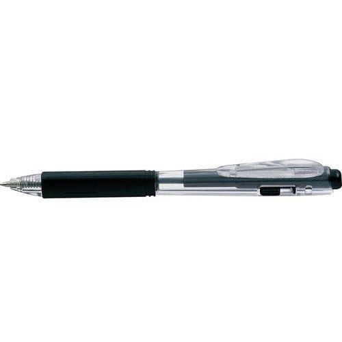 Długopis automatyczny Pentel BK437, czarny - Autoryzowana dystrybucja - Szybka dostawa (1765432732465)