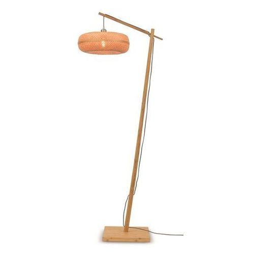 Good&mojo lampa podłogowa palawan naturalna 40x15 naturalny palawan/f/ad/n/4015/n (8716248086769)