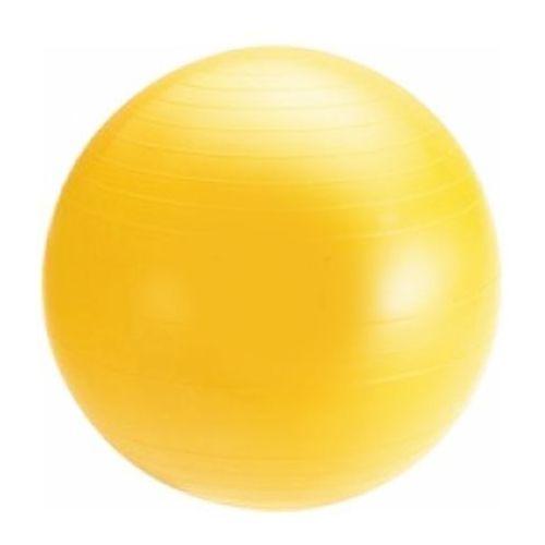 classic 65 żółta - piłka fitness - żółty marki Platinium