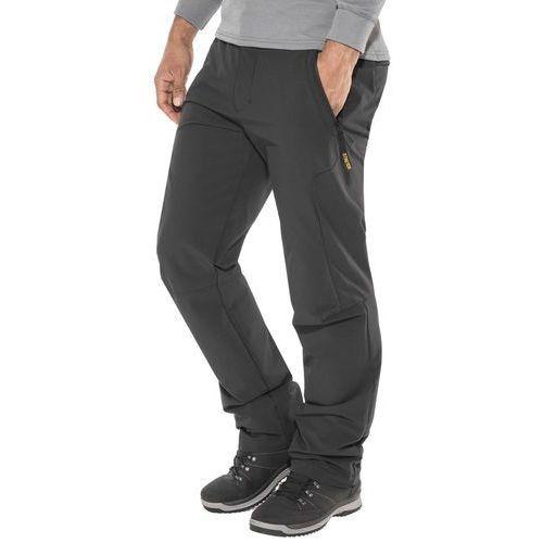 activate thermic spodnie długie mężczyźni czarny eu 54 (wersja standardowa) 2018 spodnie softshell marki Jack wolfskin