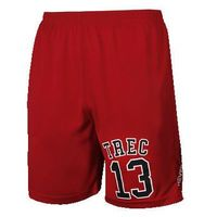 Spodnie trec nutrition men's - cooltrec 005 - short pants/red marki Trec wear