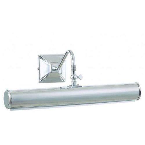 Kinkiet LAMPA ścienna PICTURE LIGHTS PL1/20 PC Elstead metalowa OPRAWA obrazowa minimalistyczna chrom (5024005375500)