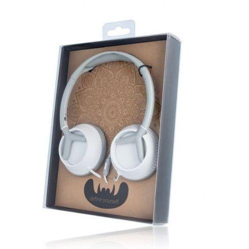 Zestaw słuchawkowy Forever CM-400 szary