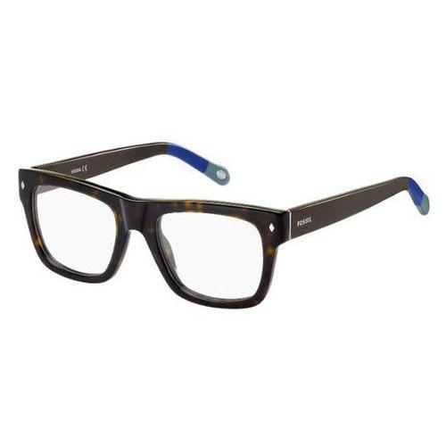 Okulary Korekcyjne Fossil FOS 6029 GXC