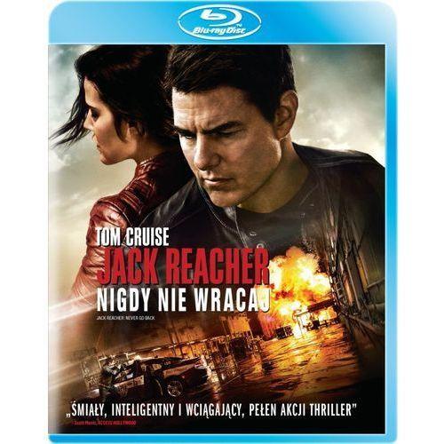Jack Reacher: Nigdy nie wracaj (Blu-ray) - Edward Zwick - sprawdź w wybranym sklepie