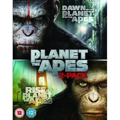 Rise of the planet of the apes / dawn of the planet of the apes wyprodukowany przez 20th century fox