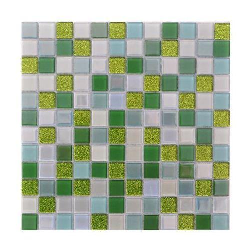 Mozaika szklana green mix marki Iryda