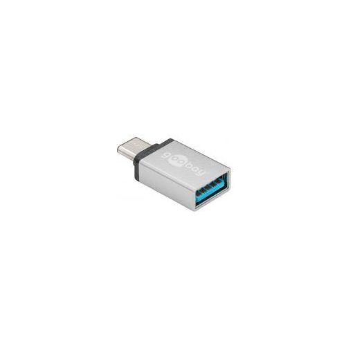 Adapter / przejściówka z usb 3.0 na usb-c  56620 marki Goobay