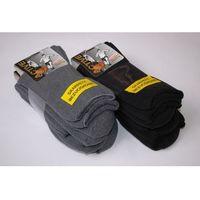 Bornpol Skarpety active frotte bezuciskowe a'3 rozmiar: 43-46, kolor: jeans, bornpol