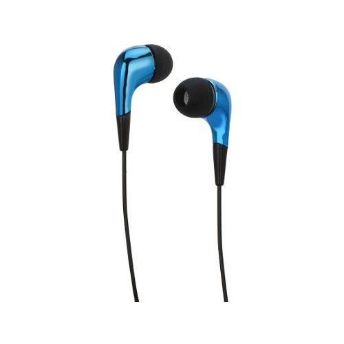 Słuchawki dokanałowe MELICONI Auricolare Speak Mirror Niebieski