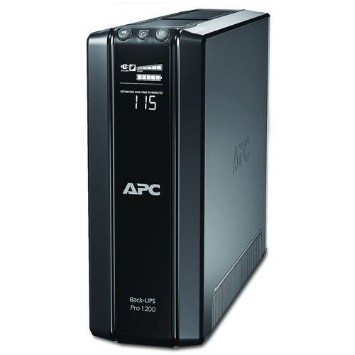 APC BR1200G-FR BACK RS 1200 VA 230V LCD GREEN 720W (0731304268727)
