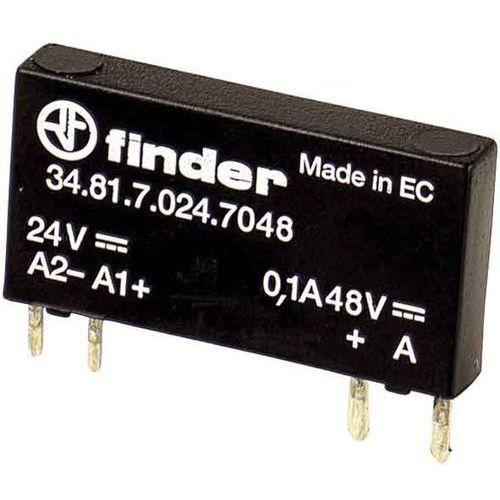 Finder Przekaźnik półprzewodnikowy 1no 1,5...125v dc/0,1a, 60v dc 34.81.7.060.7125