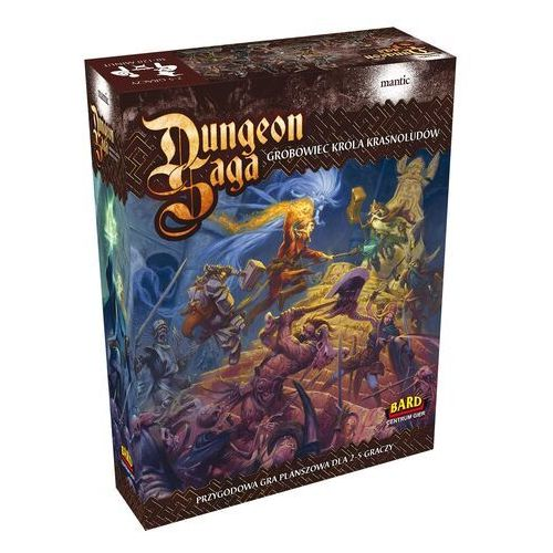 Bard centrum gier Bard gra dungeon saga: g robowiec królakrasnolodó (5902596985349)