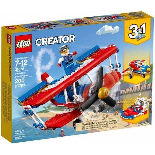 Lego Klocki creator samolot kaskaderski