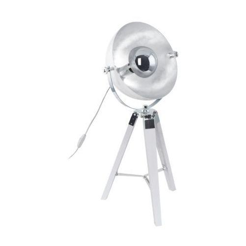 COVALEDA 49876 LAMPA PODŁOGOWA VINTAGE LOFT EGLO, kolor biały,
