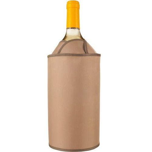 Cooler / schładzacz do Wina Vacu Vin brązowy ODBIERZ RABAT 5% NA PIERWSZE ZAKUPY (8714793387058)