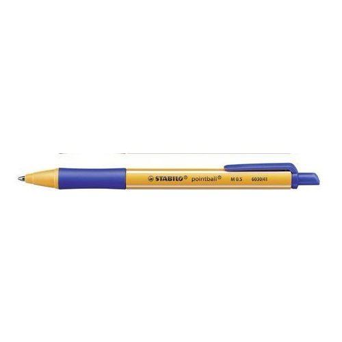 Długopis Stabilo Pointball 6030/41 niebieski