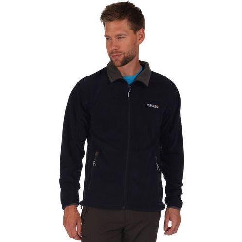 Regatta stanton ii kurtka mężczyźni niebieski 3xl 2019 kurtki polarowe