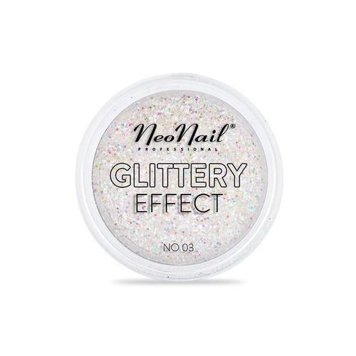Pyłek glittery effect no. 03 marki Neonail