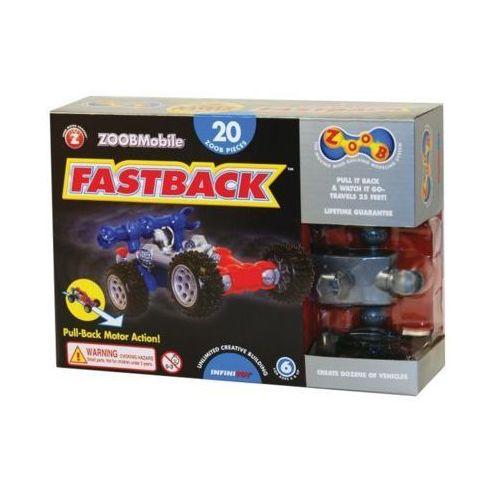 Klocki Mobile Fastback z napedem Pull-Back - DARMOWA DOSTAWA OD 199 ZŁ!!!