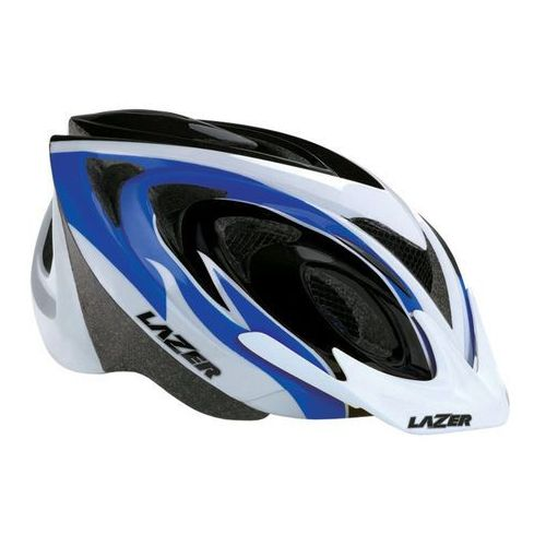 Kask mtb 2 x3m blue white black marki Lazer