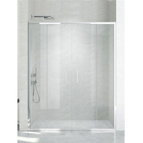 Drzwi prysznicowe 160 cm d-0185a new corrina uzyskaj rabat w sklepie marki New trendy
