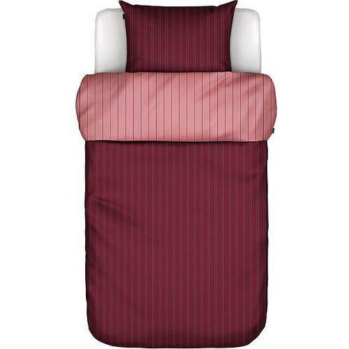 Pościel Harsor czerwona 135 x 200 cm z poszewką na poduszkę 80 x 80 cm, 730249-100DE-001