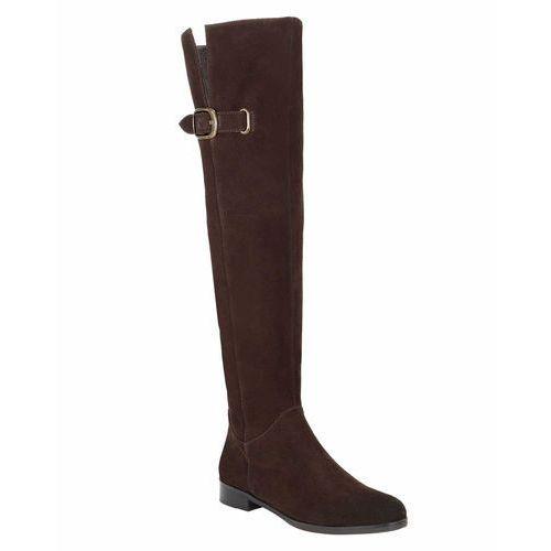 Phase Eight Anna Suede Knee High Boot - sprawdź w wybranym sklepie