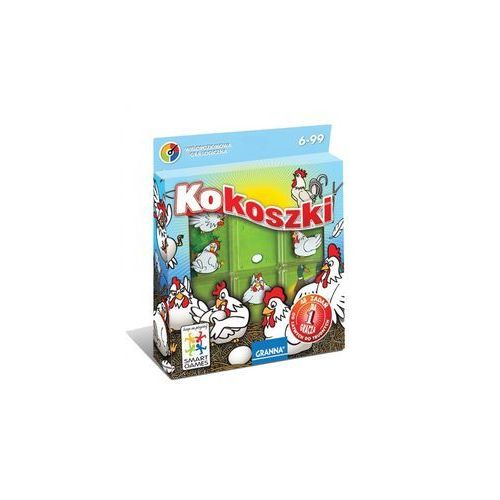 Smart Games, gra logiczna Kokoszki