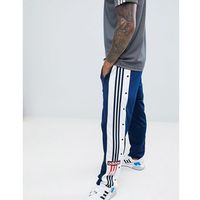 adidas Originals adibreak Popper Joggers In Navy CZ0678 - Navy, kolor szary